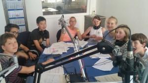 Im Studio des FRS